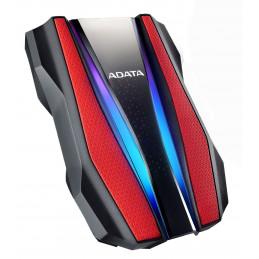 ADATA HD770G ulkoinen kovalevy 1000 GB Musta, Punainen