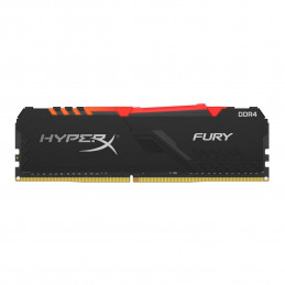 HyperX FURY HX437C19FB3A 8 muistimoduuli 8 GB 1 x 8 GB DDR4 3733 MHz