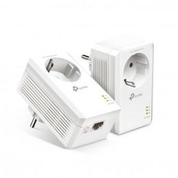 TP-LINK TL-PA7017P KIT PowerLine-verkkosovitin 1000 Mbit s Ethernet LAN Valkoinen 2 kpl