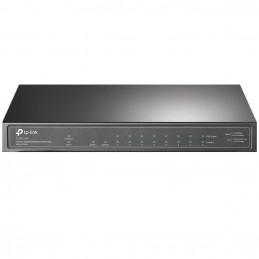 TP-LINK TL-SG1210P Gigabit Ethernet (10 100 1000) Power over Ethernet -tuki Harmaa