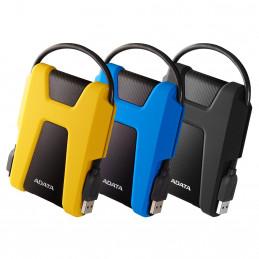 ADATA HD680 ulkoinen kovalevy 2000 GB Musta