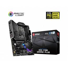 MSI MPG Z490 GAMING PLUS emolevy Intel Z490 LGA 1200 ATX