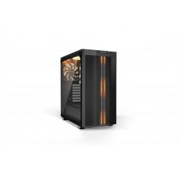 be quiet! Pure Base 500DX Työpöytä Musta