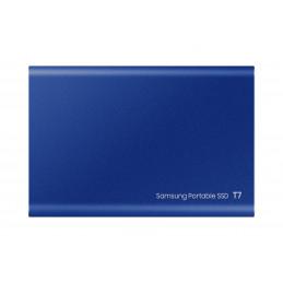 Samsung Portable SSD T7 500 GB Sininen