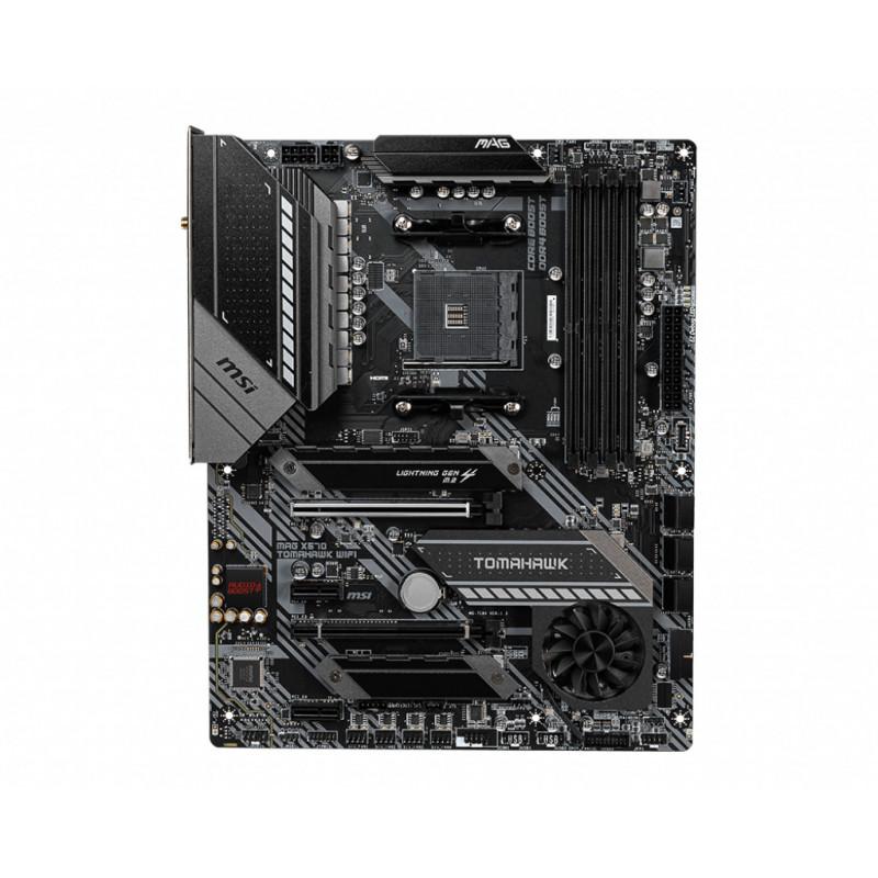 MSI MAG X570 TOMAHAWK WIFI emolevy AMD X570 Kanta AM4 ATX