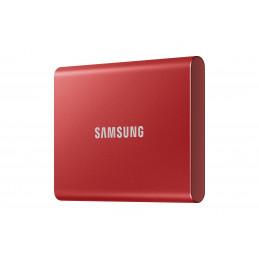 Samsung Portable SSD T7 1000 GB Punainen