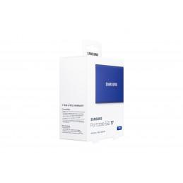 Samsung Portable SSD T7 1000 GB Sininen
