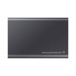 Samsung Portable SSD T7 1000 GB Harmaa