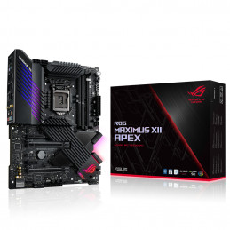 ASUS ROG MAXIMUS XII APEX Intel Z490 LGA 1200 ATX