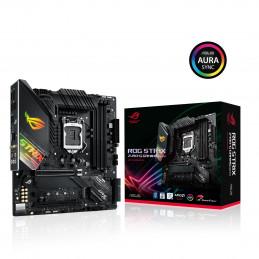 ASUS ROG STRIX Z490-G GAMING (Wi-Fi) Intel Z490 LGA 1200 mikro ATX