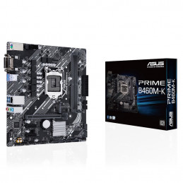 ASUS PRIME B460M-K Intel B460 mikro ATX