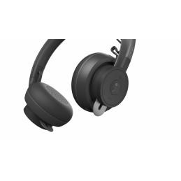 Logitech MSFT Teams Zone Wireless Kuulokkeet Pääpanta Bluetooth Grafiitti