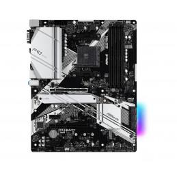 Asrock B550 Pro4 AMD B550 Kanta AM4 ATX