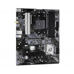 Asrock B550 Phantom Gaming 4 ac AMD B550 Kanta AM4 ATX