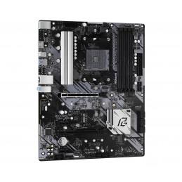 Asrock B550 Phantom Gaming 4 AMD B550 Kanta AM4 ATX
