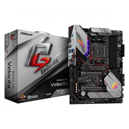 Asrock B550 PG Velocita AMD B550 Kanta AM4 ATX