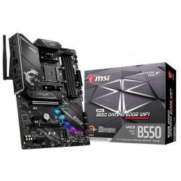 MSI MPG B550 Gaming Edge WiFi AMD B550 Kanta AM4 ATX