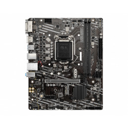 MSI H410M-A PRO emolevy Intel H410 LGA 1200 mikro ATX