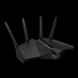 ASUS RT-AX82U langaton reititin Gigabitti Ethernet Kaksitaajuus (2,4 GHz 5 GHz) Musta