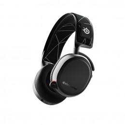 Steelseries Arctis 9 Kuulokkeet Pääpanta 3,5 mm liitin Bluetooth Musta
