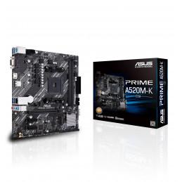 ASUS PRIME A520M-K AMD A520 mikro ATX