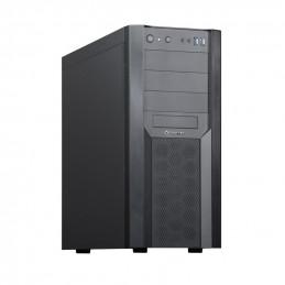 Chieftec CW-01B-OP tietokonekotelo Tower Musta