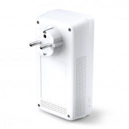 TP-LINK TL-WPA8631P PowerLine-verkkosovitin 1300 Mbit s Ethernet LAN Wi-Fi Valkoinen 1 kpl