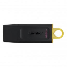 Kingston Technology DataTraveler Exodia USB-muisti 128 GB USB A-tyyppi 3.2 Gen 1 (3.1 Gen 1) Musta