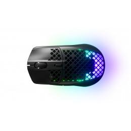 Steelseries Aerox 3 hiiri Oikeakätinen Langaton RF + Bluetooth Optinen 18000 DPI