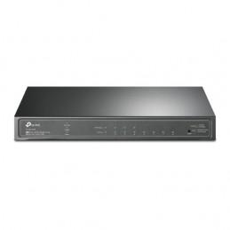 TP-LINK TL-SG2008P verkkokytkin Hallittu Gigabit Ethernet (10 100 1000) Power over Ethernet -tuki