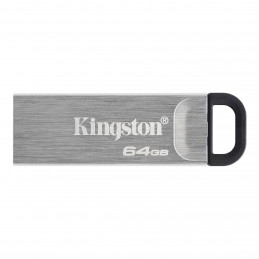 Kingston Technology DataTraveler Kyson USB-muisti 64 GB USB A-tyyppi 3.2 Gen 1 (3.1 Gen 1) Hopea