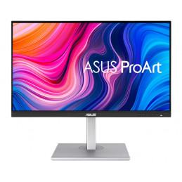 "ASUS ProArt PA279CV 68,6 cm (27"") 3840 x 2160 pikseliä 4K Ultra HD LED Musta, Hopea"