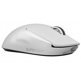 Logitech G Pro X Superlight hiiri Oikeakätinen Langaton RF 25400 DPI