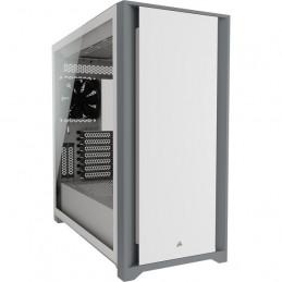 Corsair 5000D Tempered Glass Midi Tower Valkoinen