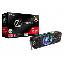 Asrock RX6800XT TCX 16GO AMD Radeon RX 6800 XT 16 GB GDDR6