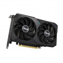 ASUS Dual -RTX3060TI-8G-MINI NVIDIA GeForce RTX 3060 Ti 8 GB GDDR6