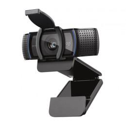 Logitech C920e verkkokamera 1920 x 1080 pikseliä USB 3.2 Gen 1 (3.1 Gen 1) Musta
