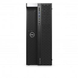 DELL Precision 5820 i9-10920X Tower 10. sukupolven Intel® Core™ i9 16 GB DDR4-SDRAM 512 GB SSD Windows 10 Pro Työasema Musta