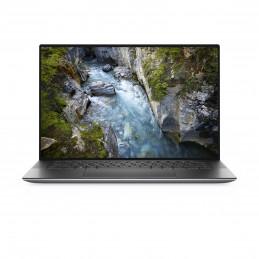 "DELL Precision 5550 Mobiilityöasema 39,6 cm (15.6"") 3840 x 2400 pikseliä Kosketusnäyttö 10. sukupolven Intel® Core™ i7 32 GB"