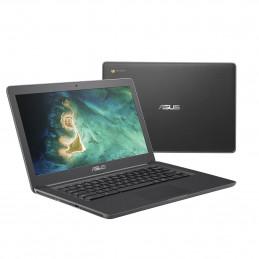 """ASUS Chromebook C403NA-FQ0004 kannettava tietokone 35,6 cm (14"""") 1366 x 768 pikseliä Intel® Celeron® 4 GB LPDDR4-SDRAM 32 GB"""