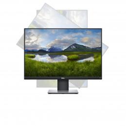 """DELL P2421 61,2 cm (24.1"""") 1920 x 1200 pikseliä WUXGA LCD Musta"""
