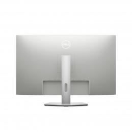 """DELL S Series S3221QS 81,3 cm (32"""") 3840 x 2160 pikseliä 4K Ultra HD LCD Musta, Harmaa"""