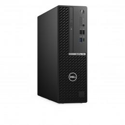 DELL OptiPlex 7080 i7-10700 SFF 10. sukupolven Intel® Core™ i7 16 GB DDR4-SDRAM 256 GB SSD Windows 10 Pro PC Musta