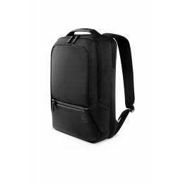 """DELL PE1520PS laukku kannettavalle tietokoneelle 38,1 cm (15"""") Reppu Musta"""