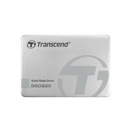 """Transcend TS240GSSD220S SSD-massamuisti 2.5"""" 240 GB Serial ATA III 3D NAND"""