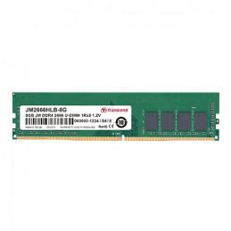 Transcend JetRam JM2666HLB-16G muistimoduuli 16 GB 2 x 8 GB DDR4 2666 MHz