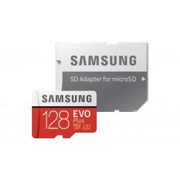 Samsung Evo Plus flash-muisti 128 GB MicroSDXC UHS-I Luokka 10
