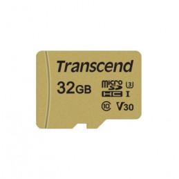 Transcend TS32GUSD500S flash-muisti 32 GB MicroSDHC UHS-I Luokka 10