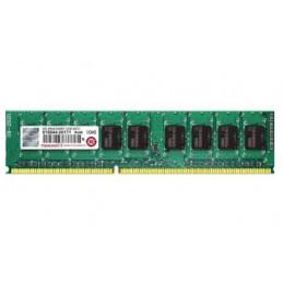Transcend JetMemory DDR3 8GB muistimoduuli 1 x 8 GB 1333 MHz ECC