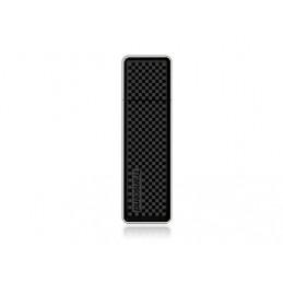 Transcend JetFlash elite 64GB USB-muisti USB A-tyyppi 3.2 Gen 1 (3.1 Gen 1) Musta, Valkoinen